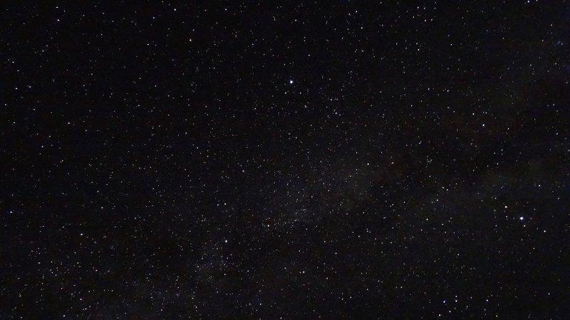 The night sky in the Alay, Kyrgyz Republic