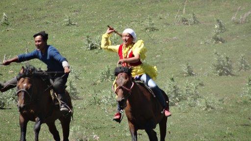 Nomad Horse Games Festival