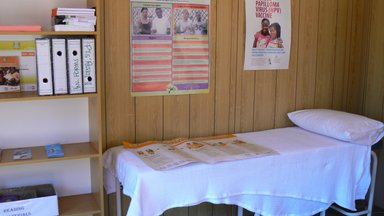 clinic room