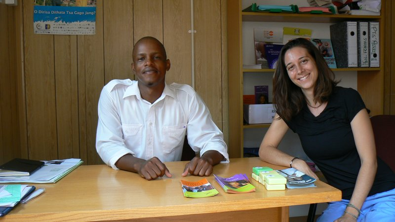Katherine and Baolopi