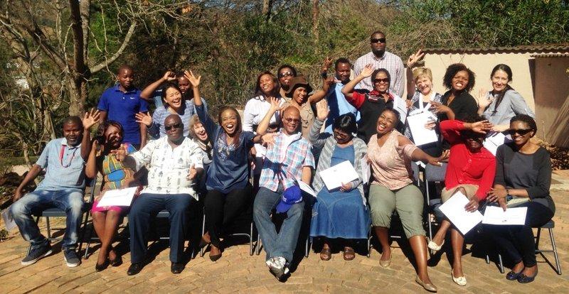 PC Swaziland Staff
