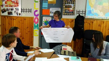 Patty Harlan our guest speaker at students' discussion Club MEta.jpg