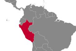 Peru Country Map