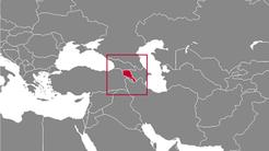 Armenia Country Map