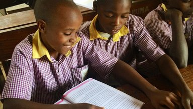 Pupils Reading during National DEAR Day.jpg