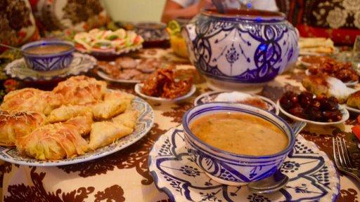 The Ramadan table