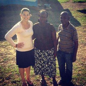 Rebecca return to Liberia