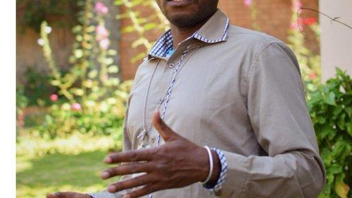 Rigobert - Peace Corps Madagascar Staff