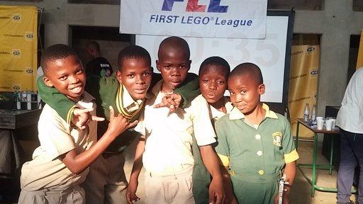 STEM Swaziland Kids