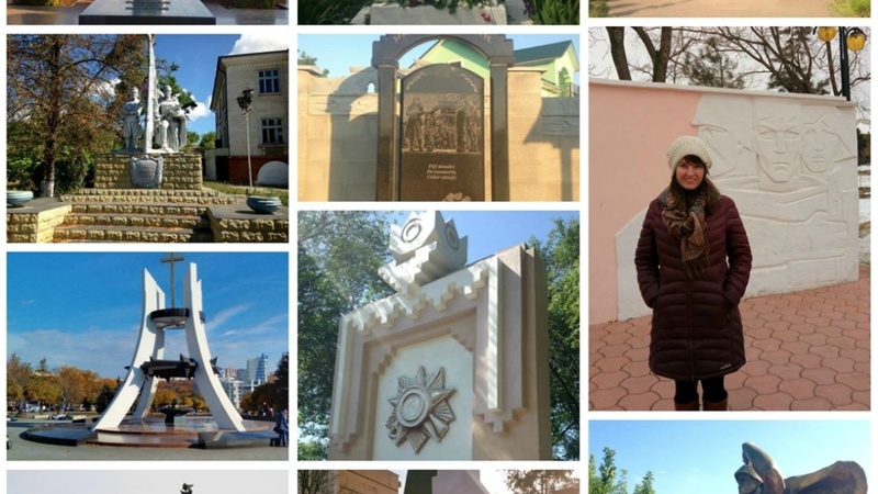 Monuments in Moldova