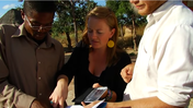 VIDEO: Peace Corps Response Volunteer worked with Stomp Out Malaria