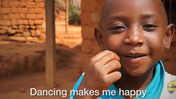 VIDEO: Joy, highlighting happiness in Cameroon