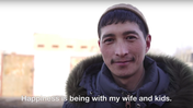 VIDEO: What does happiness mean in Mongolia?