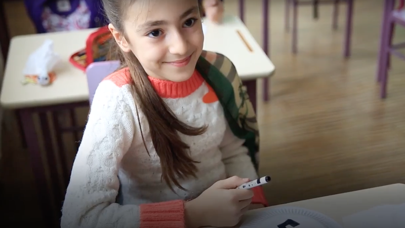 VIDEO: A better future for girls everywhere