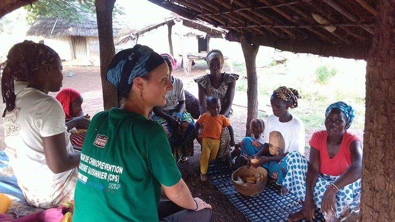 Senegal women's group