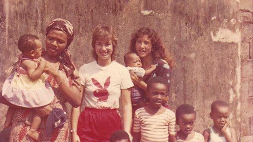 Christine Palumbo Sierra Leone