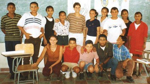 Heather Simpson served as a Peace Corps Volunteer in Honduras