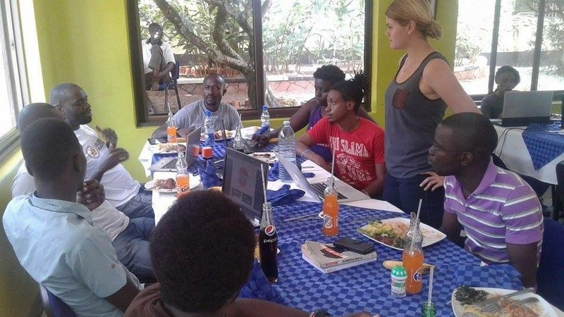 Using social media to promote healthy behaviors in Uganda