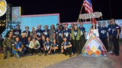 USA Team on 2nd World Nomad Games