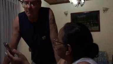 David after 30 years singing a Sinhala song with student