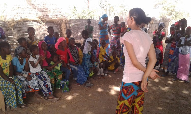 Laura Latrine - Wash training in village.jpg