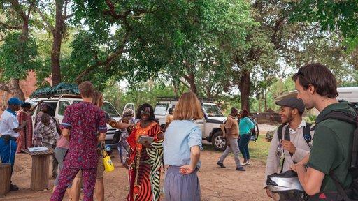 Cook fire, Costa Rica