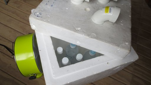 Do-it-yourself air conditioning unit