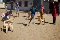 Talibe team building game