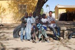 Talibe group photo