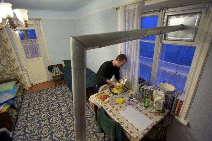 Azerbaijan apartment