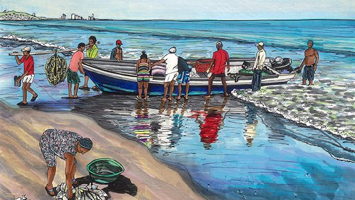 boquilla fishermen