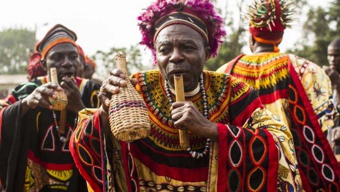 Cameroon culture dance