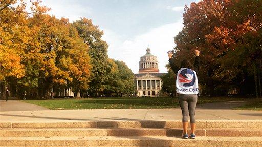 Campus Ambassador photo contest: Michelle Trojan, University of Rochester