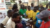 Camp Kibinge inspires Ugandan youth to thrive