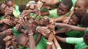 Girl Scouts Vanuatu bracelets