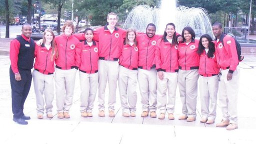 Maureen Dizon served with City Year Washington, D.C. from 2010 to 2011.