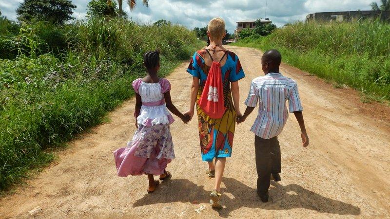 commute liberia