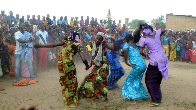 The only rule of a drum circle is to stay out of the middle unless you're dancing; the bigger the movement and the faster the