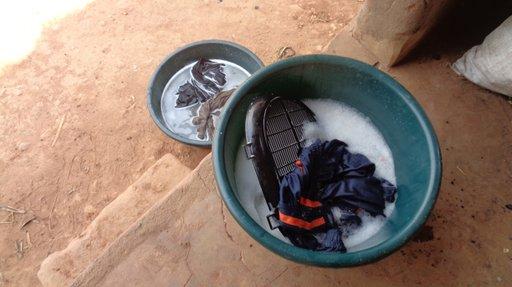 Zambia Laundry