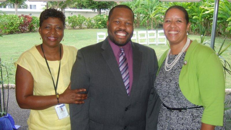 Kelvin Grant Jamaica