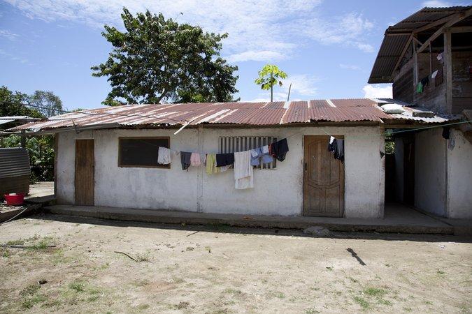 Ecuador house