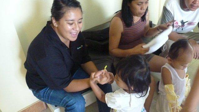 First generation volunteer_1
