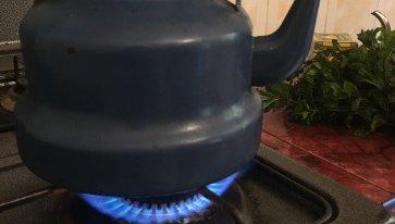 how to make tea heat water