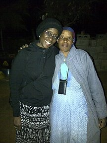 Jacqueline Muhammad host mother