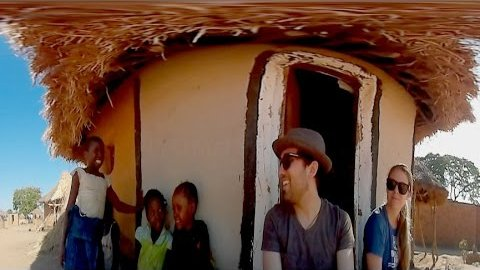 Peace Corps 360º: Chuck returns to Zambia