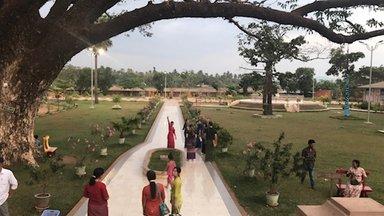 A park in Kyaikhto