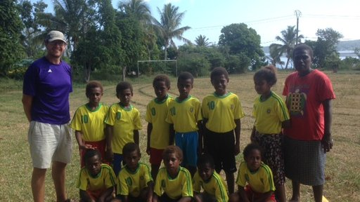 Under-10 cricket team, Vanuatu