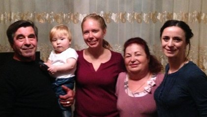 My host family