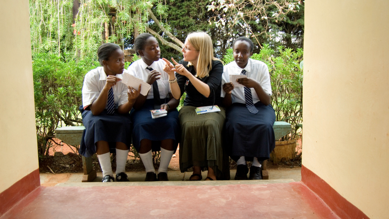 choosing a peace corps position