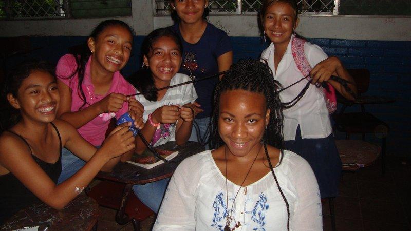Kimberly Scott Peace Corps Nicaragua
